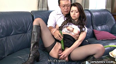 Asian boots, Lick boots, Japanese dildo, Japanese horny