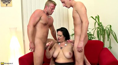 Mother, Bigtits, Seduce, Mother son