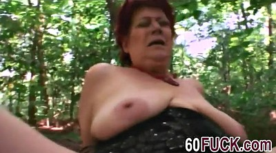 Bbw huge, Old woman, Melon, Granny bbw