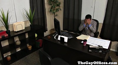Office, Muscle hunks