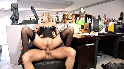 Secretary, Hot blonde, Donna bell, Anal cowgirl, Secretary anal, Anal secretary