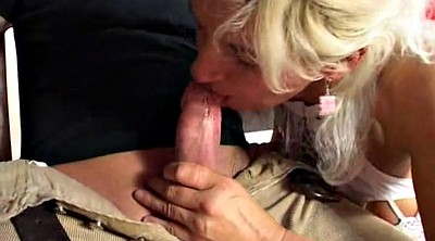 Mature anal, Younger