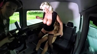 Bus, German mature, Vivian, German mature anal, Bus anal