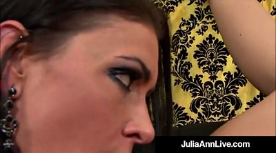Julia ann, Jessica jaymes, Kissing