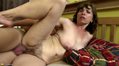 Hairy granny, Story, Young old, Lovers, Mother taboo