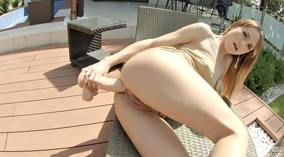 Outdoor, Sexy ass, Anal toys, Solo ass, Black solo