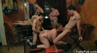 Bbw group, Bbw gangbang