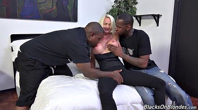 Gaping, White milf, Milf dp, Double p