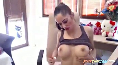 Webcam masturbation, Skinny webcam