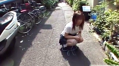 Japanese uniform, Japanese outdoor, Rope, Japanese public, Japanese subtitle, Subtitle