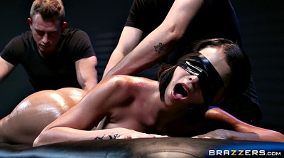 Massage, Peta jensen, Blindfolded