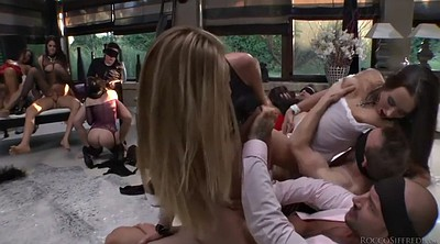 Czech, Russian party, Spanish, Czech party, Blindfolded, Russian orgy