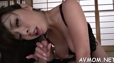 Japanese milf, Asian deepthroat