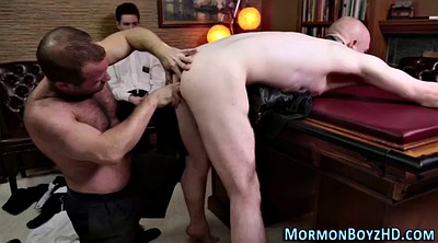 Tied anal, Gay anal