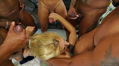 Ryan conner, Sucking, Ebony gangbang, Conner