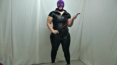 Latex, Blackmailed, Blackmail, Asian femdom