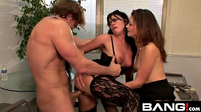Ally, Threesome compilation, Anal compilation