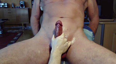 Cbt, Handjob, Edging, Cock milk