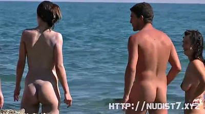 Beach, Nudist, Nudism