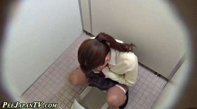 Long hair, Voyeur pee