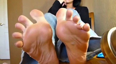 Foot, Mature feet