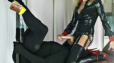 Latex, Mistress, Mistress t, Smothering, Latex strapon, Femdom strapon