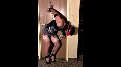 Chained, Hotel, Blindfolded