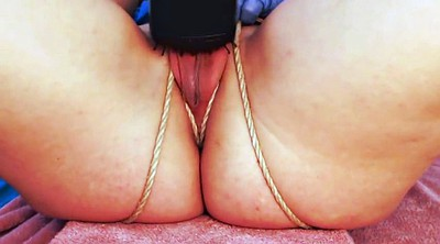 Gloves, Torture pussy, Pussy punishment