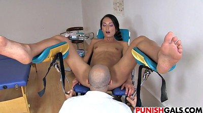 Nataly gold, Punished, Doc