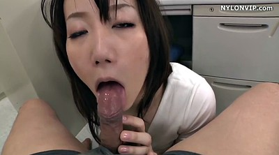Japanese office, Japanese nylon, Japanese pantyhose, Japanese officer, Fuck nylon
