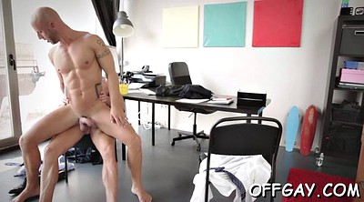 Anal gay, Office sex