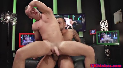 Muscle, British anal, Anal ride