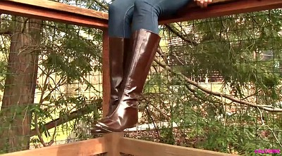 Boots, Boot, Shoeplay, Boots fetish