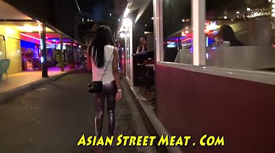 Thai, Asian street, Fear