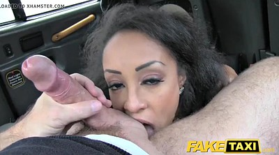 Beauty, Fake taxi, Black girl