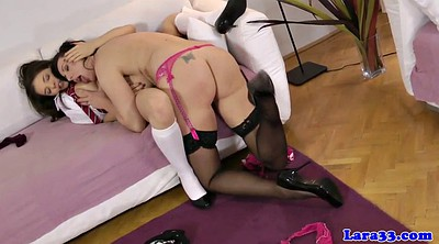 Threesome mature, Mature beauty