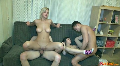 Party, Amateur blowjob