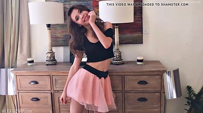 Skirt, Short, Mila azul, Upskirts, Behind the scene, Behind the