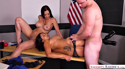 Piercing, Teacher, Ava addams