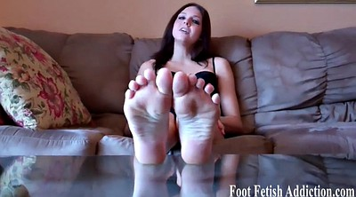 Foot, Covered