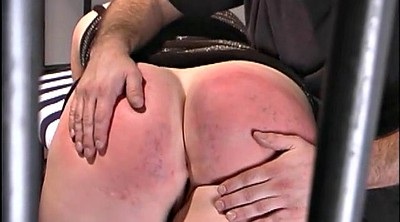 Big, Wife spank, Jail, Wife spanked