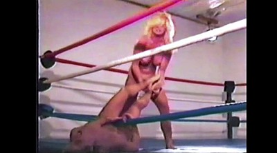 Wrestling, Fight, Fighting, Ring, Femdom wrestling
