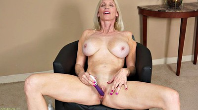 Toy, Pussy, Mature casting