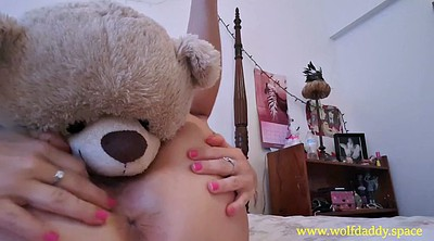 Squirting, Bear