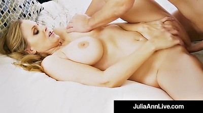 Julia, Mother, Julia ann, With son, Step mother, Sexy mother