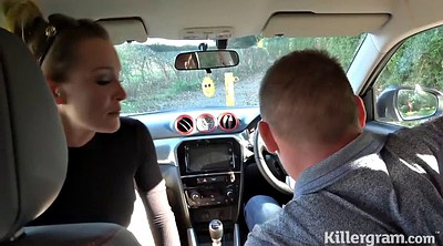 Driver, Insertion, Taxi creampie, Creampies
