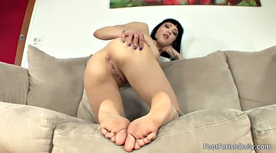 Photo, Teen foot