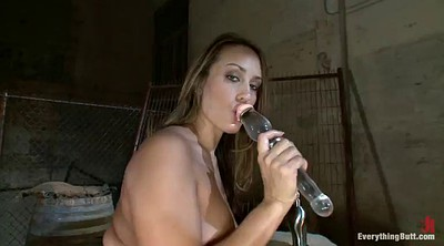 Fist, Fisting anal, Busty anal
