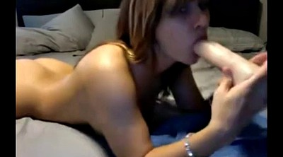 Big tits solo, Webcam masturbation, Big dildo, Amateur masturbation