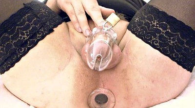 Plug, Glass, Chastity